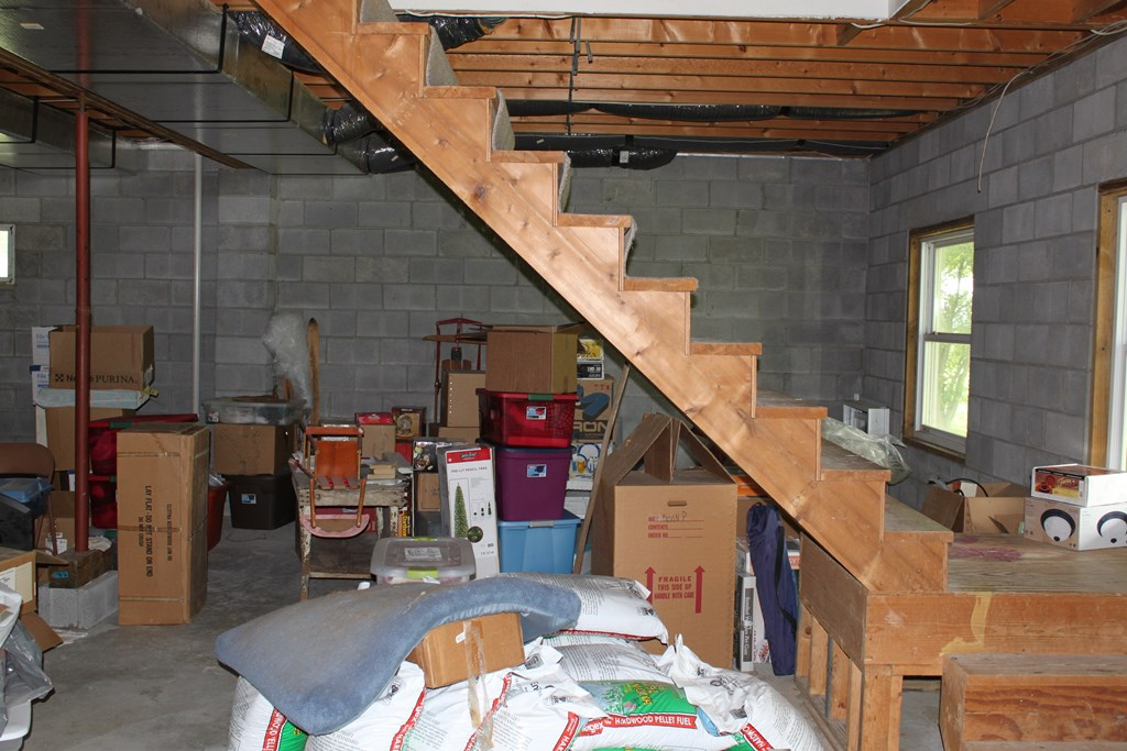 Walk Out Basement