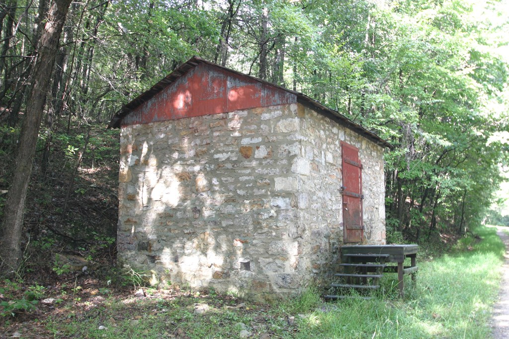 Stone Quarry Shed