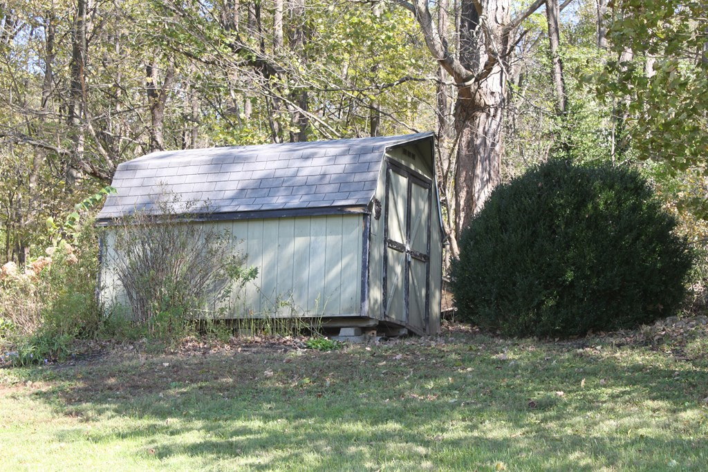 Garden Shed for Storage